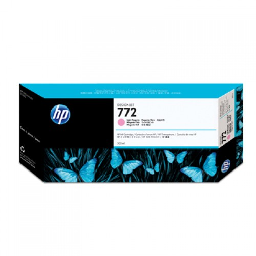 HP 772 CN631A Light Magenta Ink Cartridge 300ml for HP Designjet Z5200
