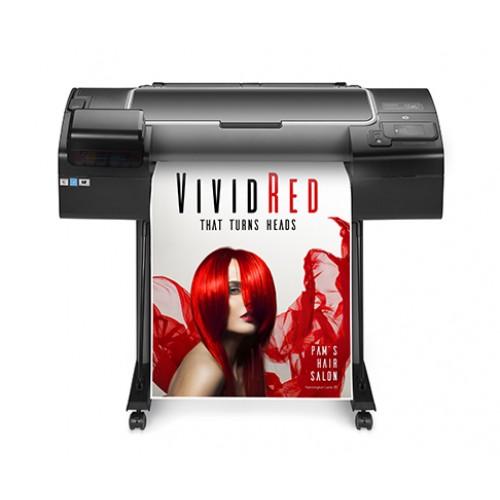 "HP Designjet Z2600 PS 610mm 24"" A1 Postscript Graphics Printer T0B52A"