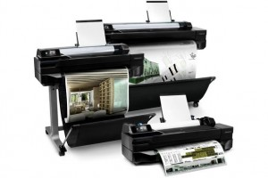 HP DesignJet T120 and T520 A1 Inkjet Printer Special Offer