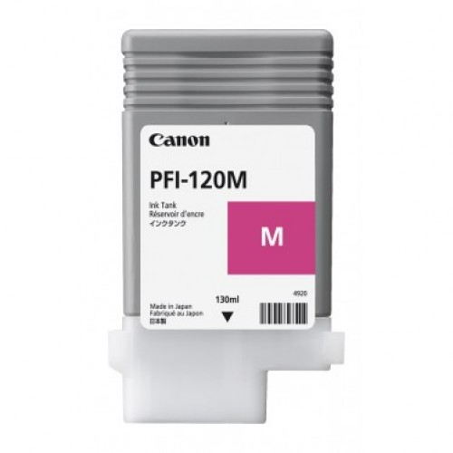 Canon PFI-120M Magenta 130ml Ink Tank 2887C001AA