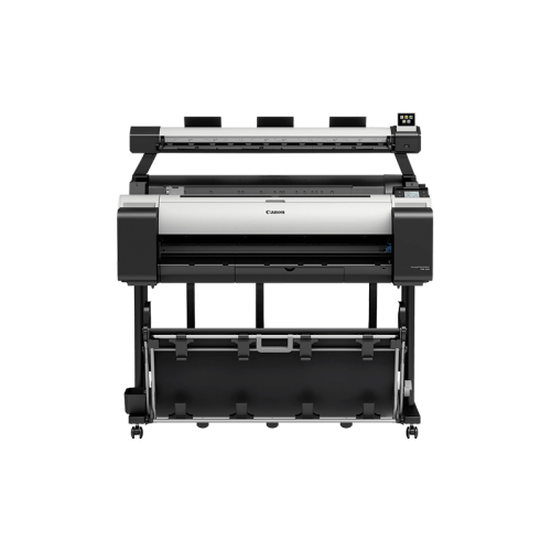 "Canon ImagePROGRAF TM-305 MFP with 500Gb Hard Drive, L36ei Scanner 36"" A0 Compact Colour Printer Scanner"