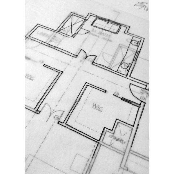 for Plans and Technical Drawing. A1 Tracing Paper 90gsm 10